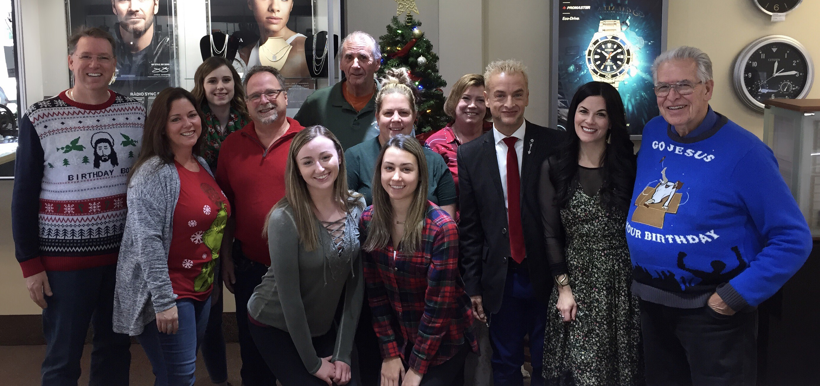 Del Haven Jewelers Holiday 2018